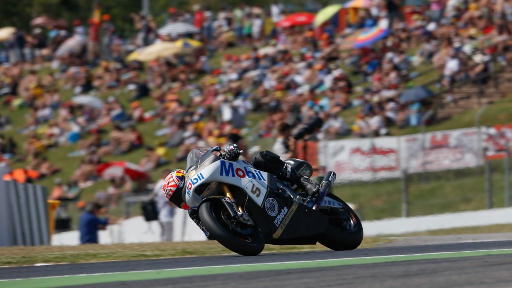 Johann Zarco, JiR Moto2, Catalunya Circuit QP