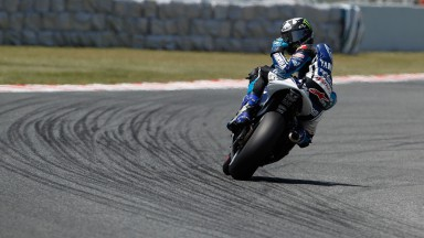 Ben Spies, Yamaha Factory Racing, Catalunya Circuit QP