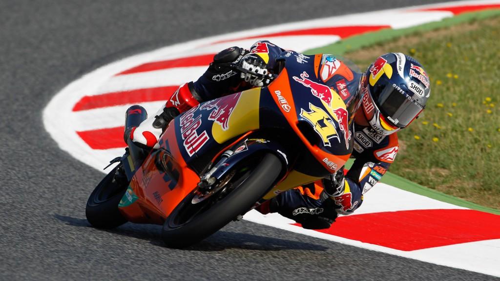Sandro Cortese, Red Bull KTM Ajo, Catalunya Circuit QP
