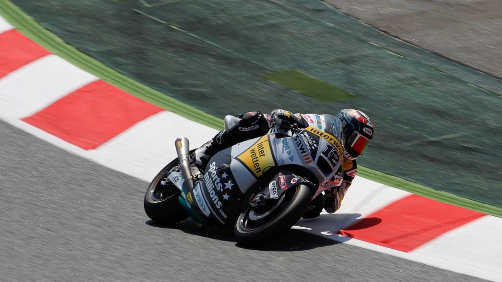 Thomas Luthi, Interwetten-Paddock, Catalunya Circuit QP