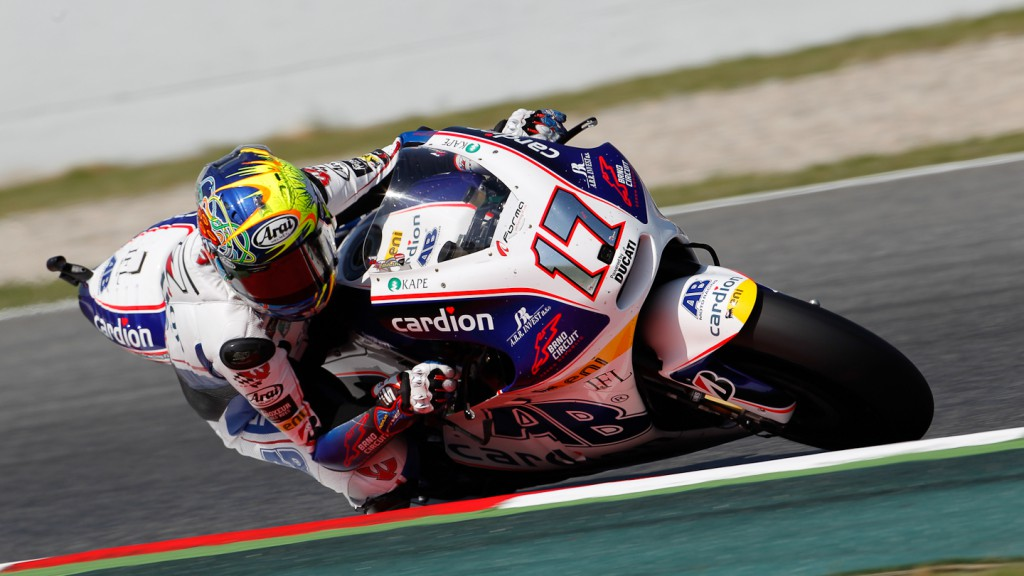 Karel Abraham, Cardion AB Motoracing, Catalunya Circuit QP