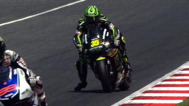 Catalunya 2012 - MotoGP - QP - Action - Cal Crutchlow