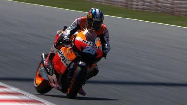 Catalunya 2012 - MotoGP - QP - Action - Dani Pedrosa