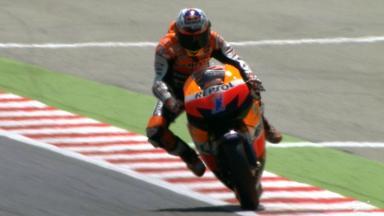 Catalunya 2012 - MotoGP - QP - Action - Casey Stoner