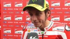 Catalunya 2012 - MotoGP - QP - Interview - Valentino Rossi