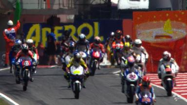 Catalunya 2012 - Moto3 - QP - Full