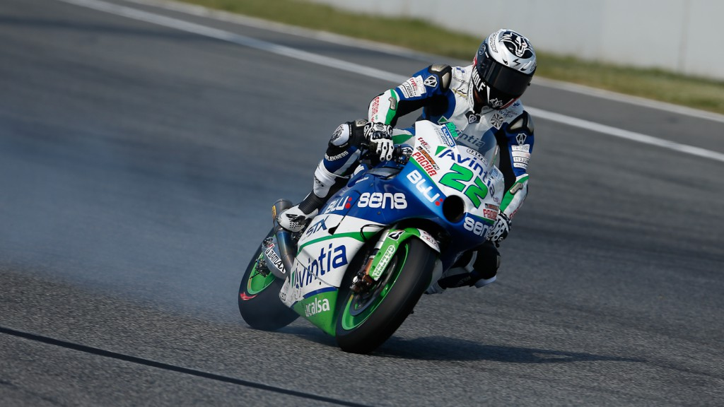 Ivan Silva, Avintia Blusens, Catalunya Circuit QP