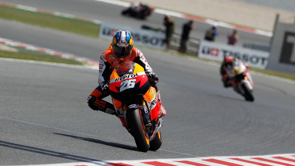 Dani Pedrosa, Repsol Honda Team, Catalunya Circuit FP3