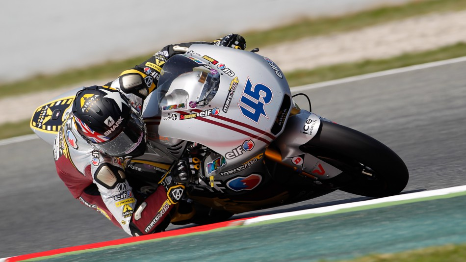 Scott Redding, Marc VDS Racing Team, Catalunya Circuit