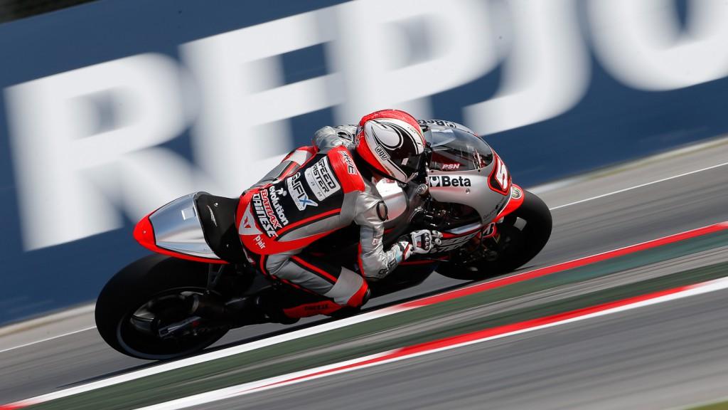 Mattia Pasini, Speed Master, Catalunya Circuit QP