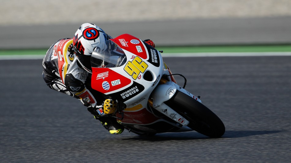 Louis Rossi, Racing Team Germany, Catalunya Circuit QP