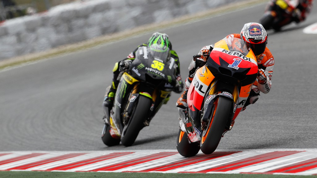Casey Stoner, Repsol Honda Team, Catalunya Circuit RAC
