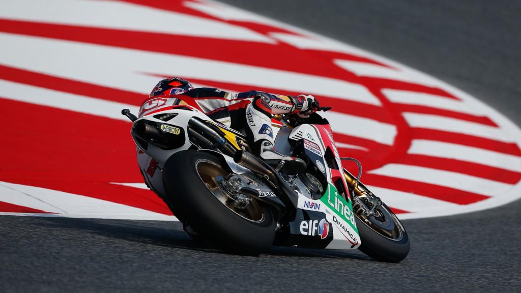 Stefan Bradl, LCR Honda MotoGP, Catalunya Circuit WUP