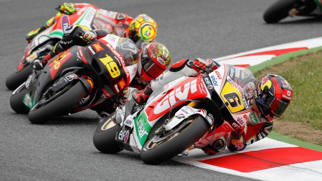 Stefan Bradl, LCR Honda MotoGP, Catalunya Circuit RAC