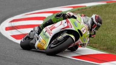 Hector Barbera, Pramac Racing Team, Catalunya Circuit RAC