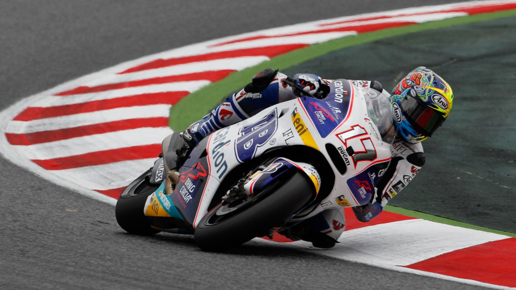 Karel Abraham, Cardion AB Motoracing, Catalunya Circuit RAC