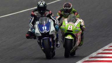 Catalunya 2012 - MotoGP - Race - Action - Hector Barbera