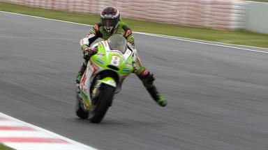 Catalunya 2012 - MotoGP - Warm Up - Action - Hector Barbera