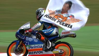 Catalunya 2012 - Moto3 - Race - Highlights