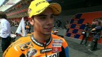 Catalunya 2012 - Moto3 - Race - Interview - Miguel Oliveira