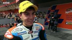 Catalunya 2012 - Moto3 - Race - Interview - Maverick Viñales