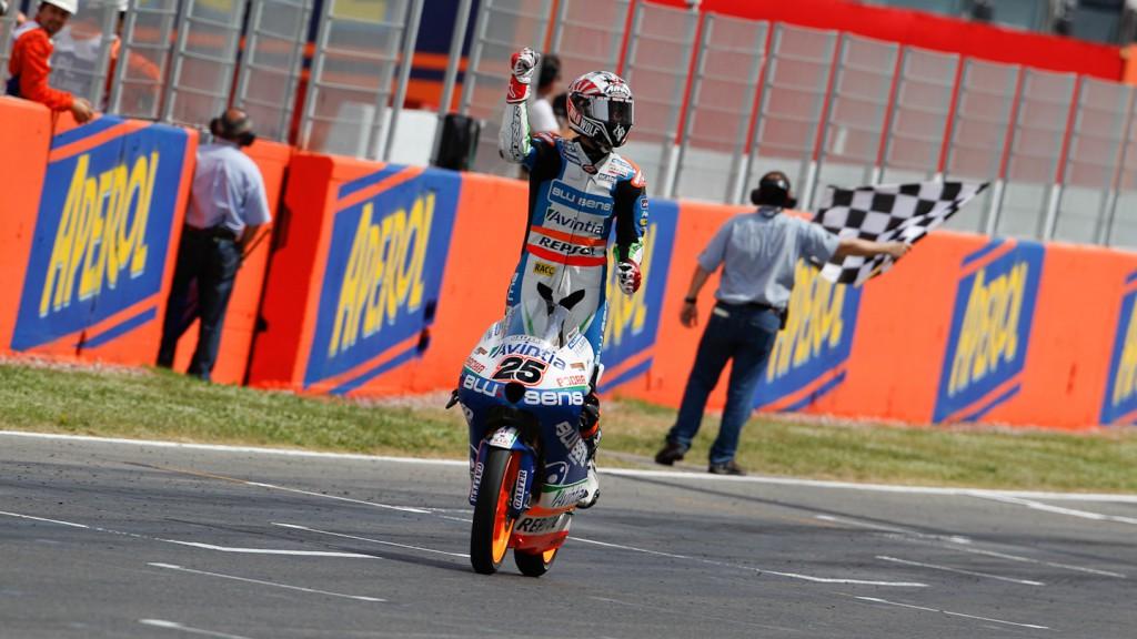 Maverick Viñales, Blusens Avintia, Catalunya Circuit RAC