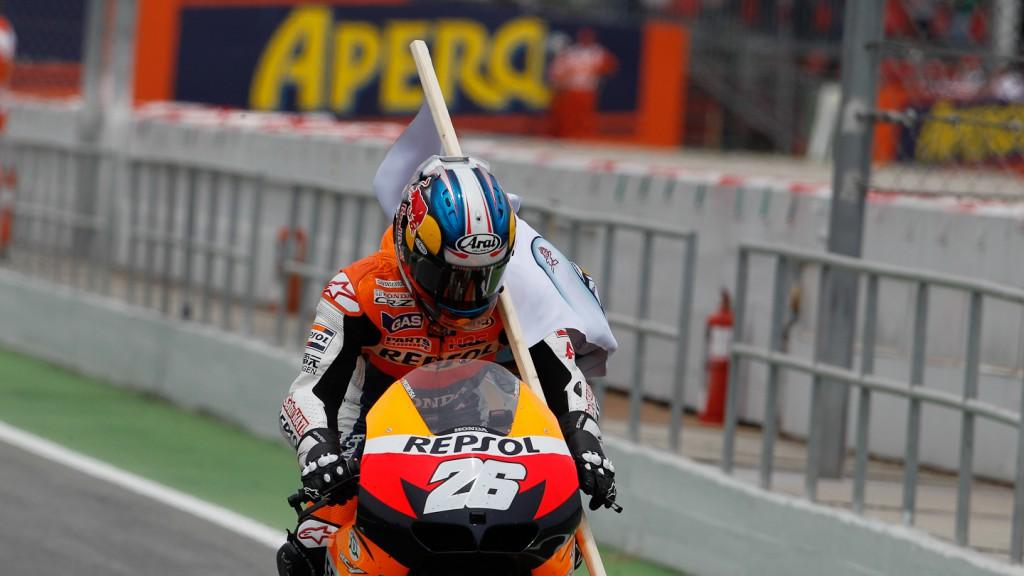 Dani Pedrosa, Repsol Honda Team, Catalunya Circuit RAC