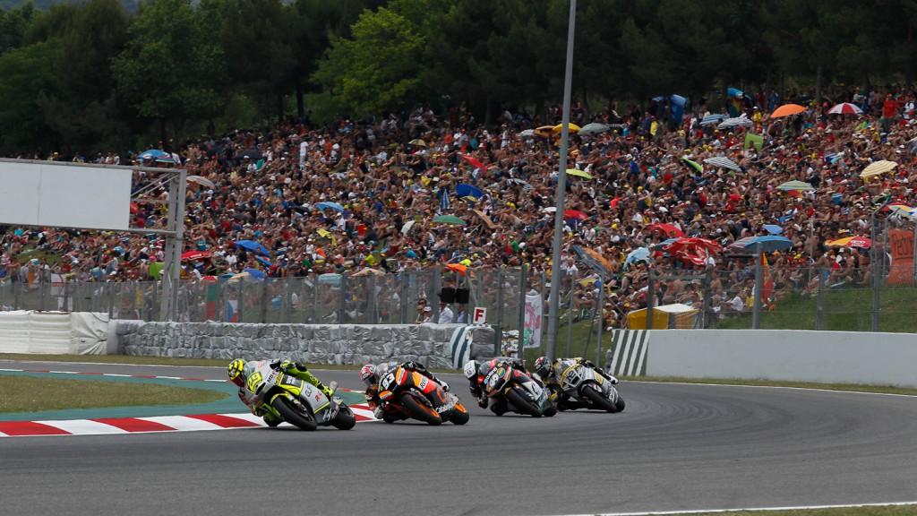 Moto2, Catalunya Circuit RAC