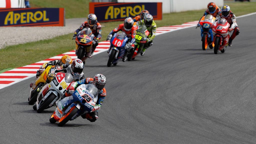 Moto3, Catalunya Circuit RAC