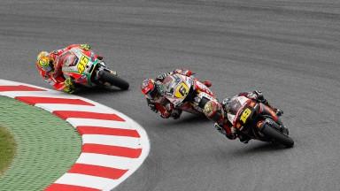 Bautista, Bradl, Rossi, San Carlo Honda Gresini, LCR Honda MotoGP, Ducati Team, Catalunya Circuit RAC