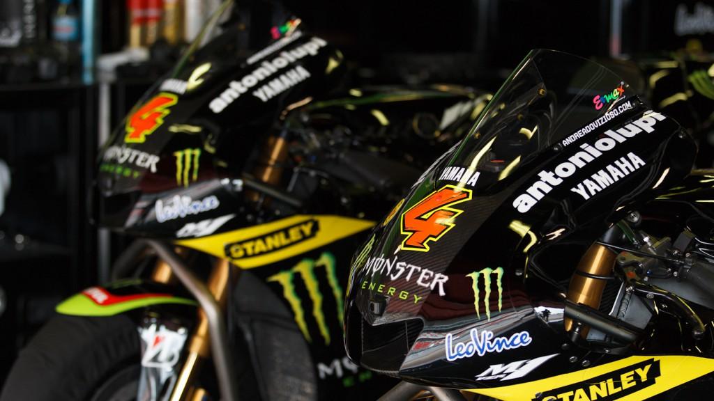 Andrea Dovizioso, Monster Yamaha Tech 3