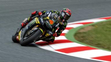 Andrea Dovizioso, Monster Yamaha Tech 3, Catalunya Test