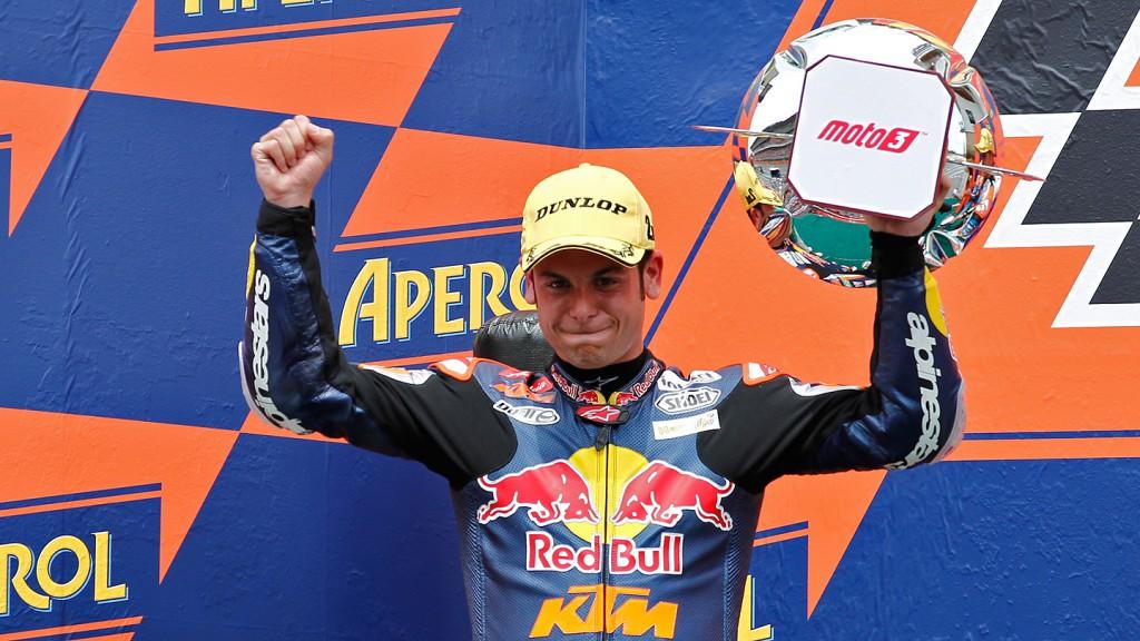 Sandro Cortese, Red Bull KTM Ajo, Catalunya Circuit RAC