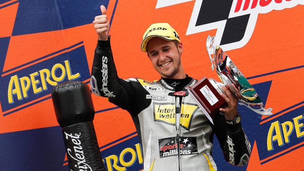 Thomas Luthi, Interwetten-Paddock, Catalunya Circuit RAC