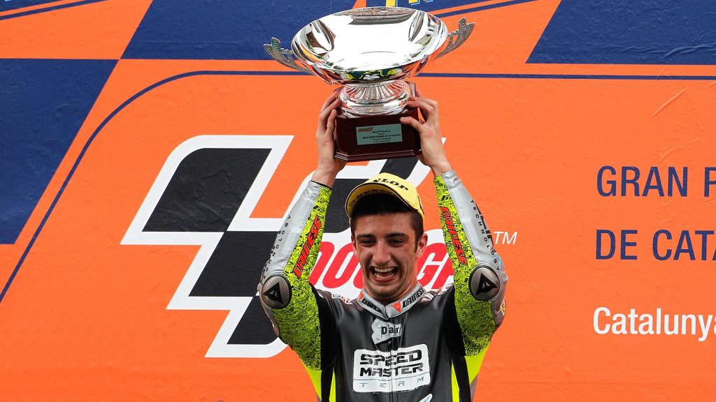 Andrea Iannone, Speed Master, Catalunya Circuit RAC