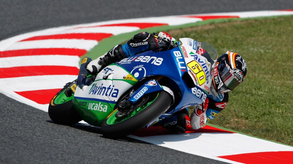 Julian Simon, Blusens Avintia, Catalunya Circuit FP2