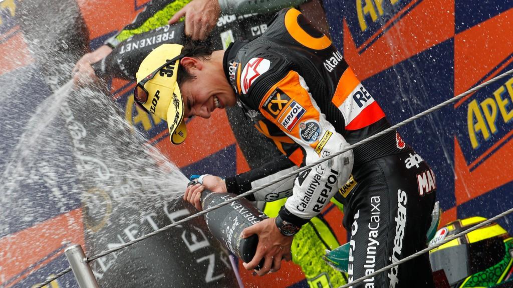 Marc Marquez, Team CatalunyaCaixa Repsol, Catalunya Circuit RAC
