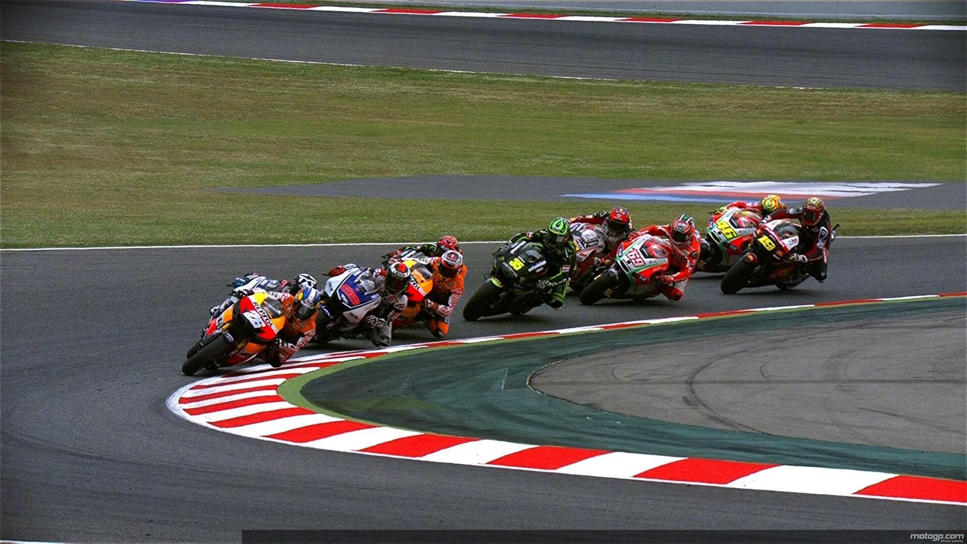 motogp.com · MotoGP Race Start