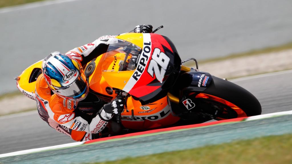 Dani Pedrosa, Repsol Honda Team, Catalunya Test