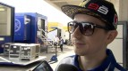 2012 - MotoGP - Test Aragon - Interview - Jorge Lorenzo