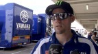 2012 - MotoGP - Test Aragon - Interview - Ben Spies