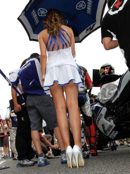 Paddock Girl, Gran Premi Aperol de Catalunya