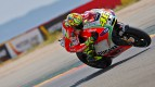 Valentino Rossi, Ducati Team, MotorLand Aragon Official Test