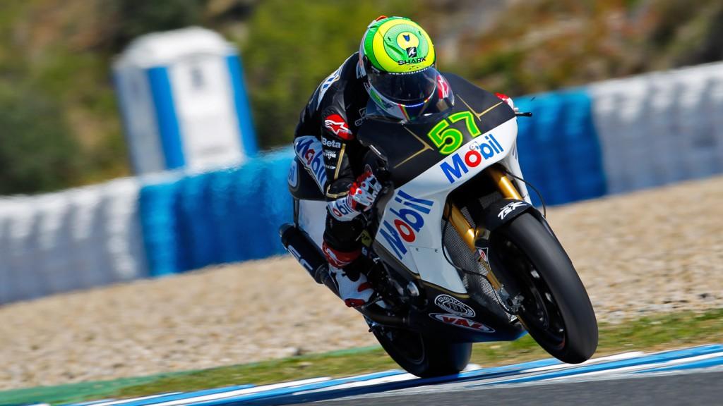 Eric Granado, JiR Moto2