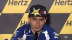 Silverstone 2012 - MotoGP - Pre-event - Press Conference - Jorge Lorenzo
