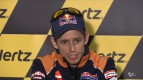 Silverstone 2012 - MotoGP - Pre-event - Press Conference - Casey Stoner