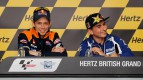 Casey Stoner, Jorge Lorenzo, Repsol Honda Team, Yamaha Factory Racing, Hertz British Grand Prix Press Conference