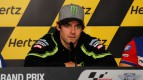 Cal Crutchlow, Monster Yamaha Tech 3, Hertz British Grand Prix Press Conference