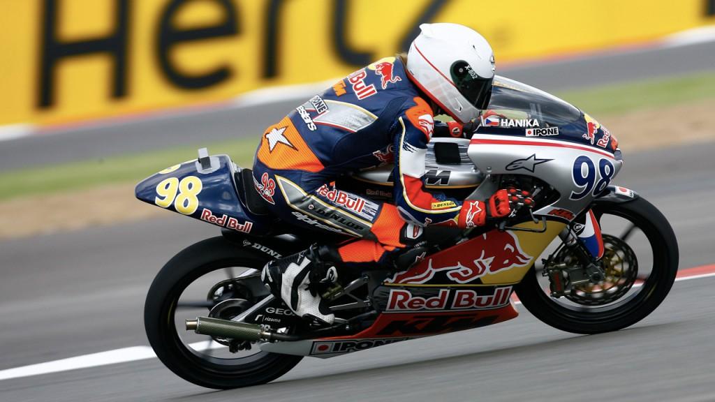 Karel Hanika, Red Bull MotoGP Rookies Cup, Silverstone Circuit
