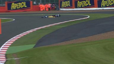 Silverstone 2012 - MotoGP - FP1 - Action - Ben Spies - Crash